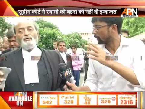 APN correspondent interact with Sr Advocate Zafaryab Jilani on Ram Mandir matter hearing
