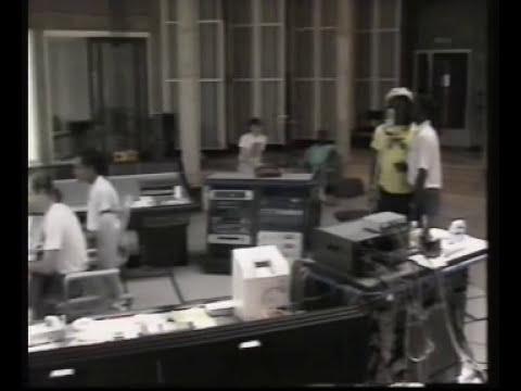 Peter Gabriel talks from his Bath recording studios...