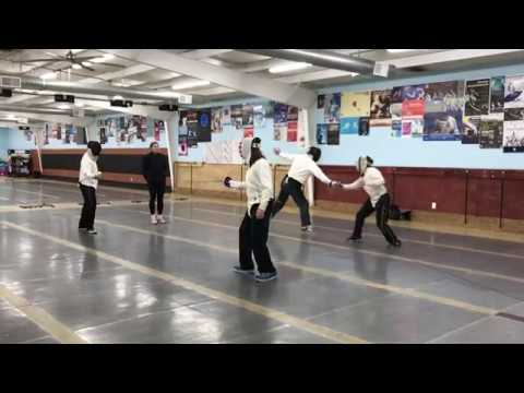 Fencing - Houston, Texas - Alliance Fencing Academy (The Final Battle)