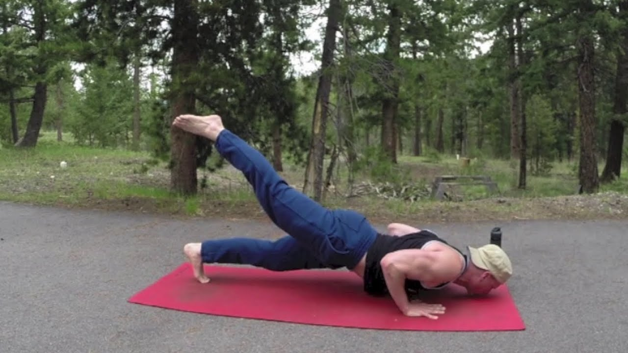 30 Min Power Yoga For Athletes W Sean Vigue