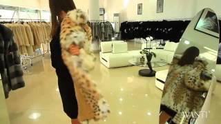 Греция, Касторья, меховая компания AVANTI(На видео одна из создательниц Центр туристского сервиса