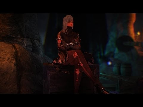 Black Desert Online 2nd Beta Sorcerer Gameplay UI 4k UHD