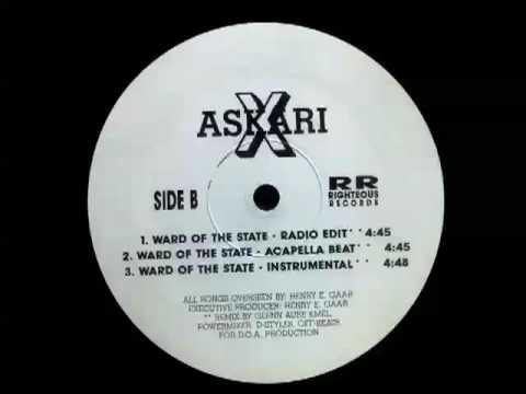 Askari X - Ward Of The State (Radio Edit)