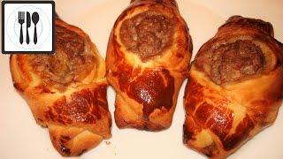 Самые вкусные пирожки с мясом по-турецки. Бёрек Карныярык погача / Karniyarik pogaca(Самые вкусные пирожки с мясом по-турецки. Бёрек Карныярык погача / Karniyarik pogaca ********************************************************..., 2016-10-19T16:34:06.000Z)