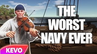 The worst navy ever