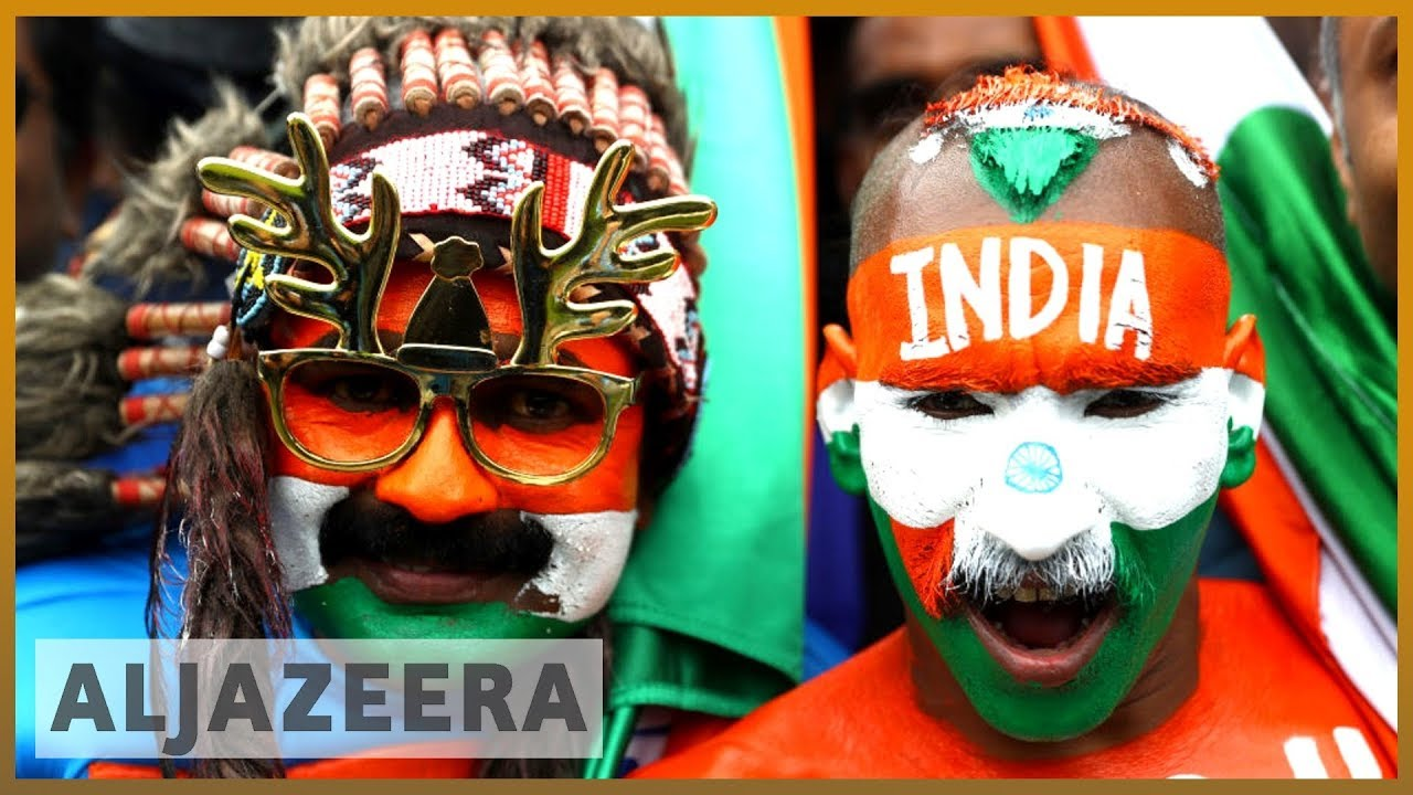 AlJazeera English:India beats Pakistan in highly-anticipated Cricket World Cup match