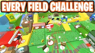 Every Field Challenge In Roblox Bee Swarm Simulator