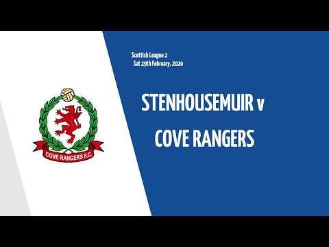 Stenhousemuir Cove Rangers Goals And Highlights
