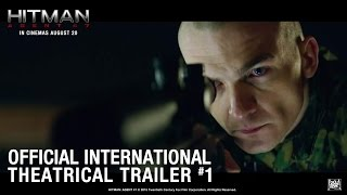 Hitman: Agent 47 [Official International Theatrical Trailer #1 in HD (1080p)] R