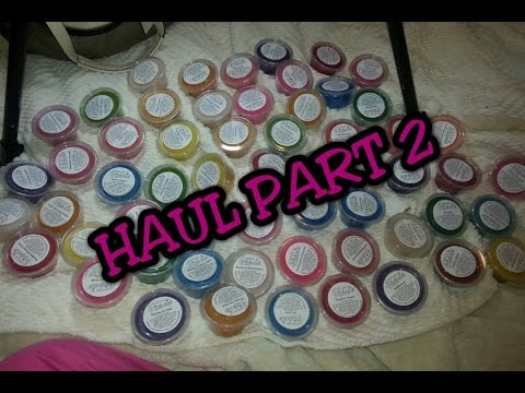Candles by Victoria Scent Shot Haul *58 Scents* | Part 2