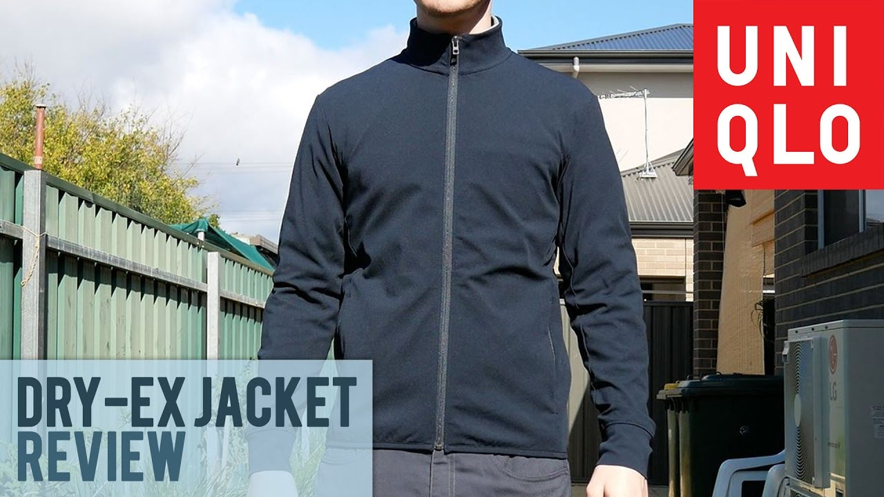 Uniqlo Dry Ex Jacket Review Youtube