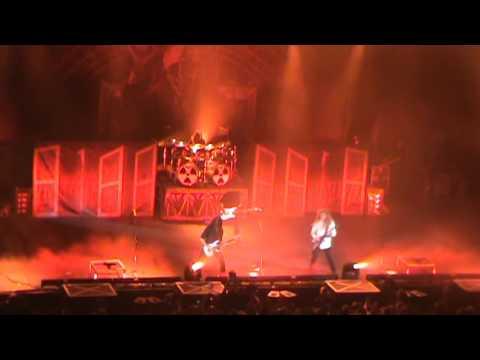 Megadeth (Roy Wilkins auditorium 8-21-2010) Full Show