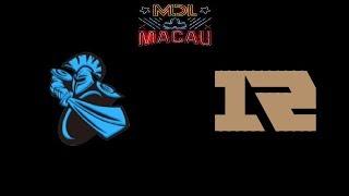 Newbee vs Royal Never Give Up MDL Macau Highlights Dota 2