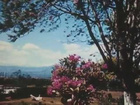 Costa Rica - Travel Film from 1947
