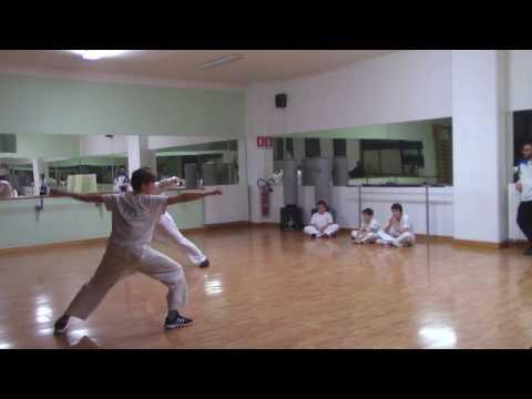ESAME - Shaolin Ch'uan Ti San Lu