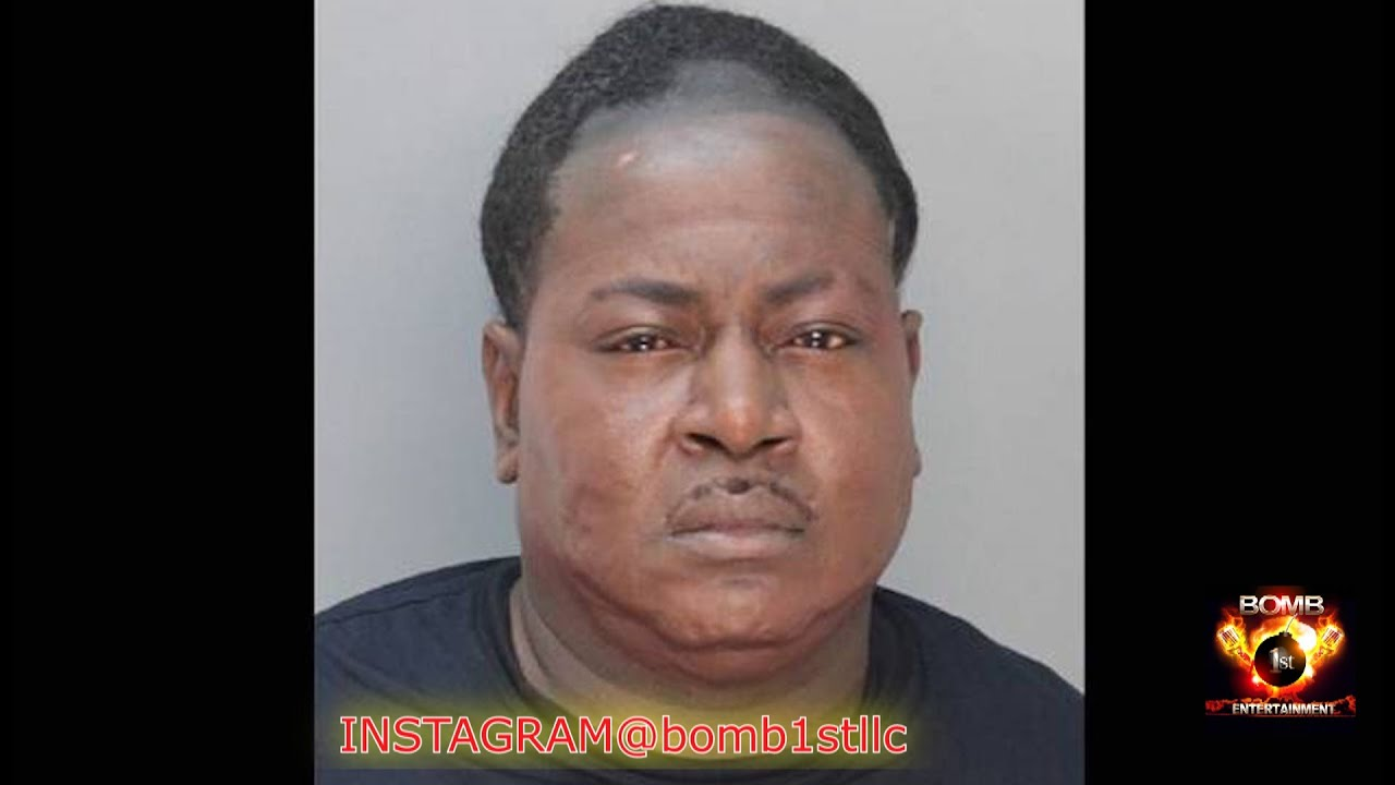 Rapper Trick Daddy arrested in Miami on DUI and drug charges
