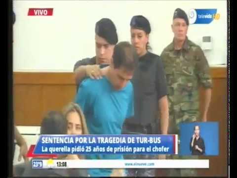 Francisco Javier Sanhueza fue condenado a 20 años de prisión.