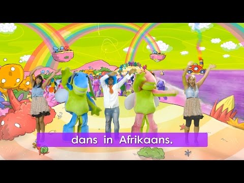 Lollos: Dans in Afrikaans