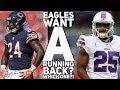 LeSean McCoy & Jordan Howard: Add Them To The Eagles Trade Rumors
