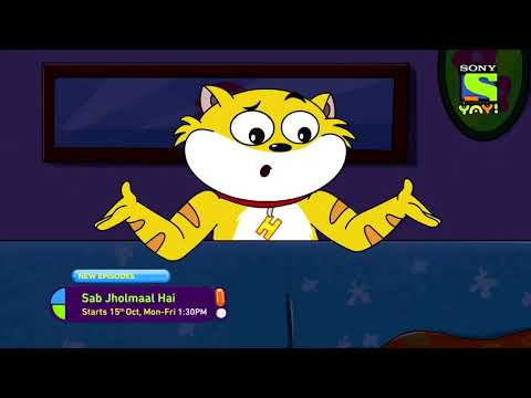 Sab Jholmaal Hai | Brand New Episodes | Starts 15th Oct, Mon-Fri 1:30 PM thumbnail