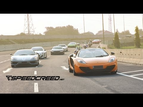 Speed Creed: SCCi's Community Profile - Afternoon Rush (Jakarta, Indonesia)