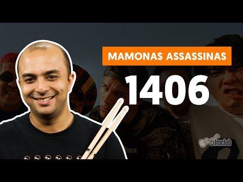 1406 - Mamonas Assassinas (aula de bateria)