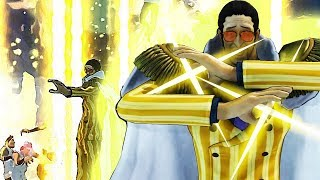 One Piece Pirate Warriors 3 Kizaru Level 100 Gameplay Nightmare log