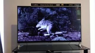 LeEco Super4 X50 Pro 4K HDR TV 揚聲器表現