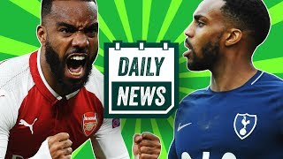 TRANSFER NEWS: Tottenham clearout, Seri to Chelsea + Wembley sale, Arsenal Europe woes ► Daily News
