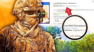 So COD Modern Warfare 2 Remastered... Was It Cancelled?