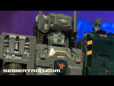 Transformers Titans Return Products revealed at Toy Fair 2016