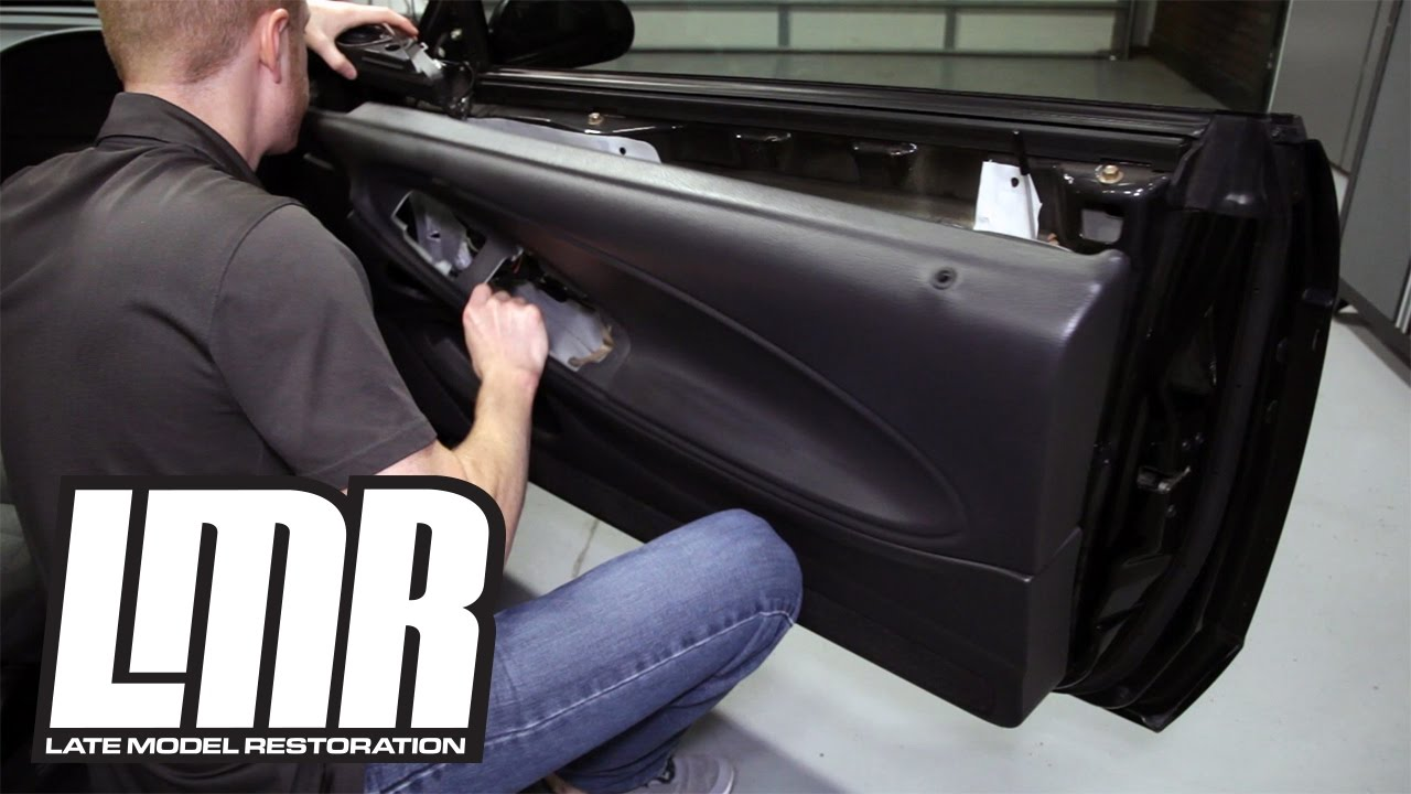 small resolution of how to remove 1994 2004 mustang door panel