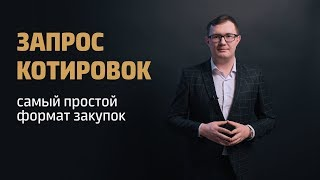 Госзакупки / Запрос котировок / Условия участия / Подача заявки