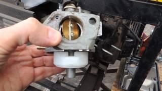 Kabi bir carburettor benzinli generator ko'rinadi?