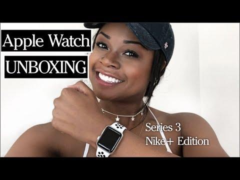 Apple Watch Series 3 Nike UNBOXING