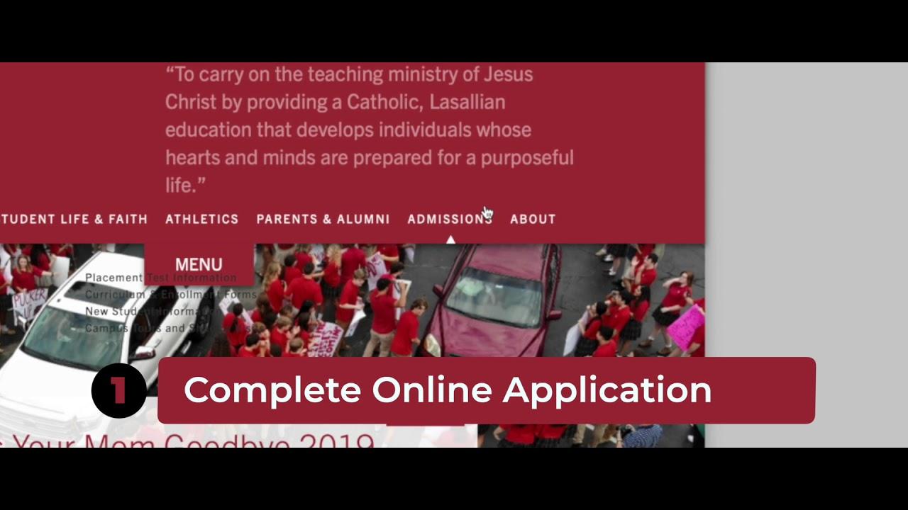 Placement Test Information | Bishop Kelley