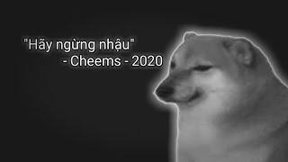 Cheems ngừng nhậu