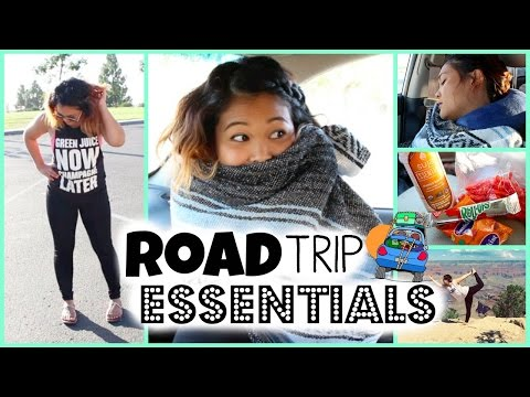 Roadtrip Essentials + Outfit, Snacks & More! Mp3