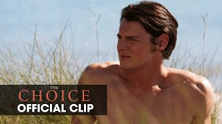 "The Choice (2016 Movie - Nicholas Sparks) Official Clip – ""About Travis"""