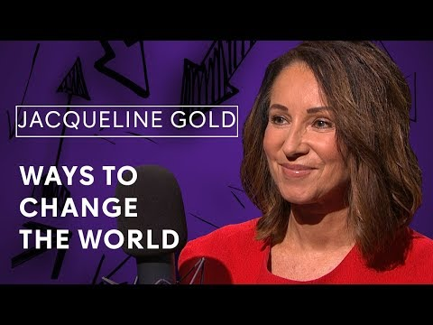 Jacqueline Gold on sexual culture, empowering women and what's holding back the high street