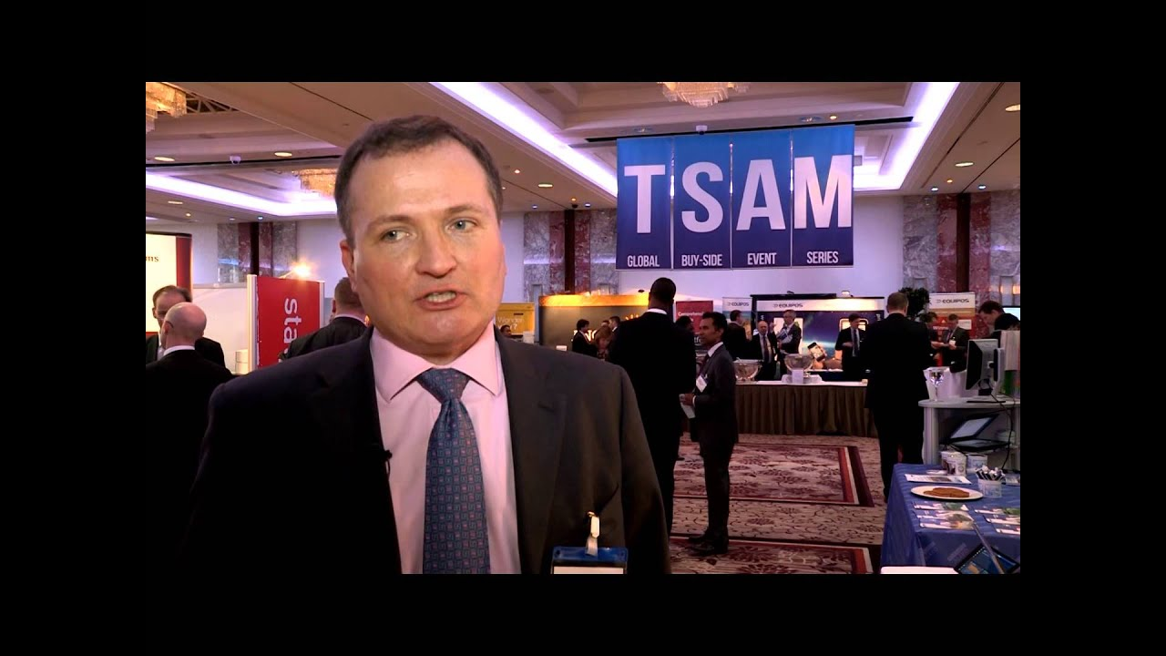 Chris Johnson, HSBC Securities Services - TSAM Europe Interview