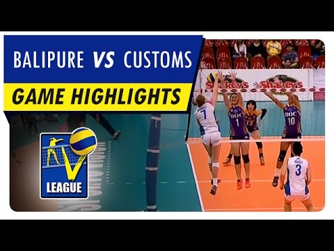 BLP vs BOC | Game Highlights | Shakey's V-League | Reinforced Conference 2016