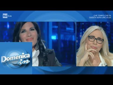 """Selvaggia Lucarelli  e Mara Venier commentano il caso """"Pamela Prati"""" - Domenica In 14/04/2019"""