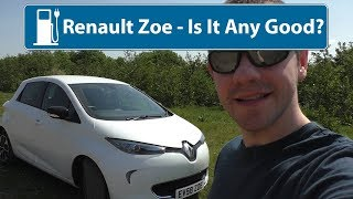 Renault Zoe - Is It Any Good?