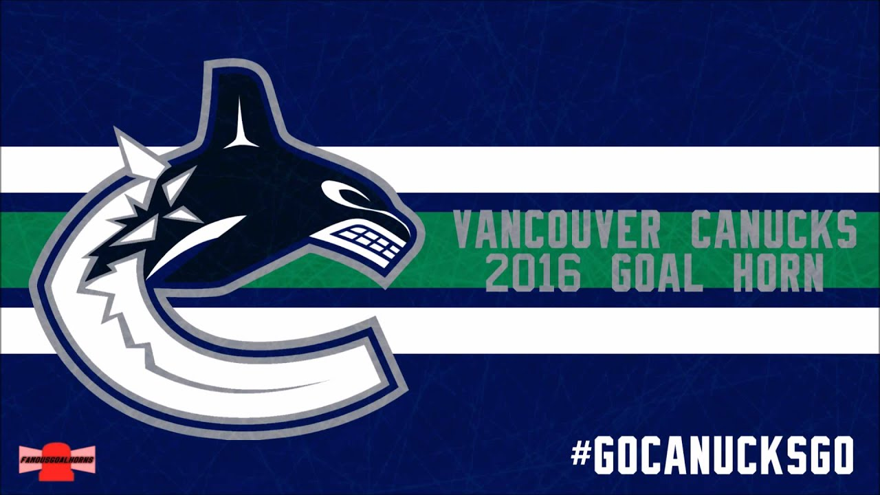 Vancouver Canucks 2016 Goal Horn (The Miracle)