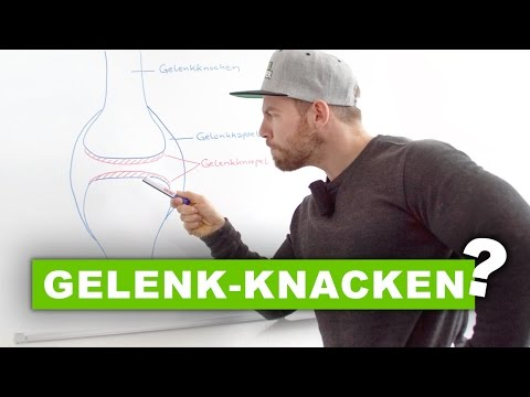 Knackende Gelenke: Was dahintersteckt, wenn Knochen knacken