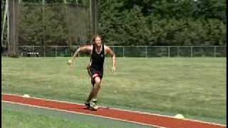 Will Freeman:  Coaching High School Track & Field - Triple Jump