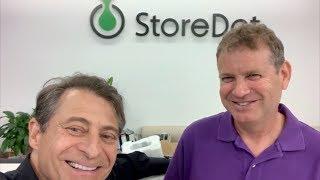 Doron Myersdorf, CEO of StoreDot