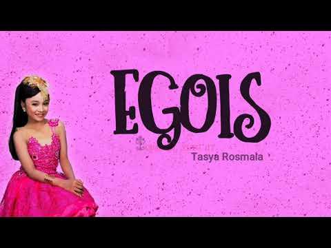Egois - Tasya Rosmala lirik (cover with Om Adella )
