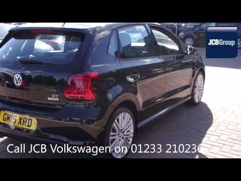 GM15XRD 2015 Volkswagen Polo 1.4 TSI BlueGT ACT DSG (150 PS) 5-Dr 1.4l VW ASHFORD